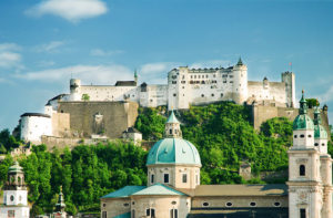 Salzburg Austria E Squared Travel Excitement Entertainment and Experience Trip Map Direction Exploration Planning Concept Agency Road Trip Corporate Personal Family