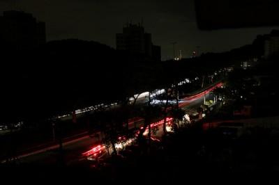 Apagão em São Paulo em 11 de Novembro de 2009, foto de Hermann Wecke/Flickr