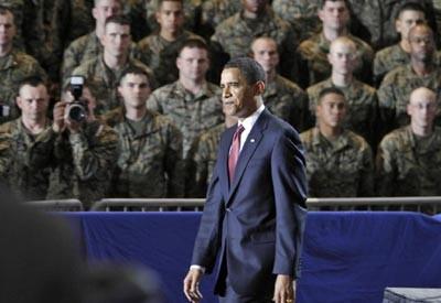 """Obama acabou por confessar que a guerra do Afeganistão """"não tem fim à vista"""""""