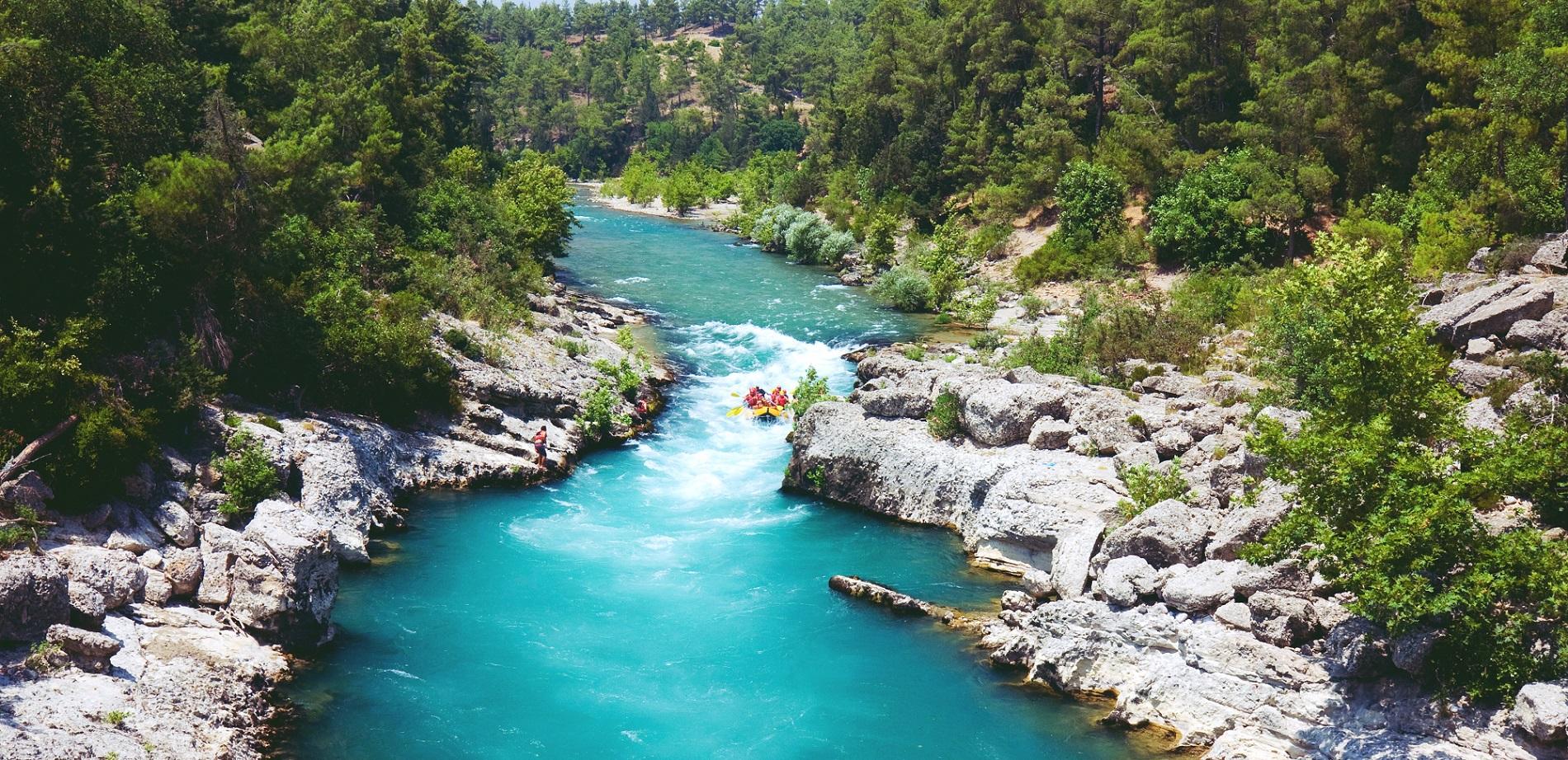 rafting - deportes de aventura