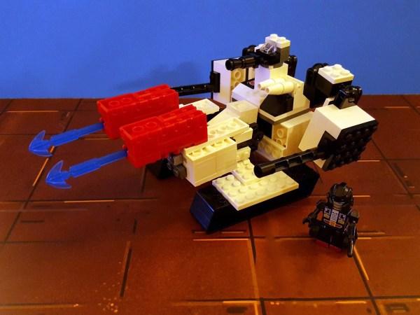 Custom Kreon Transformers Metroplex