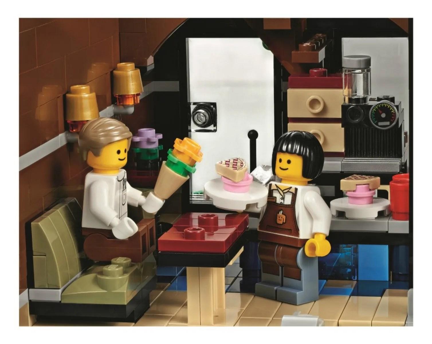 LEGO 街景系列十週年新作 香港專門店開售