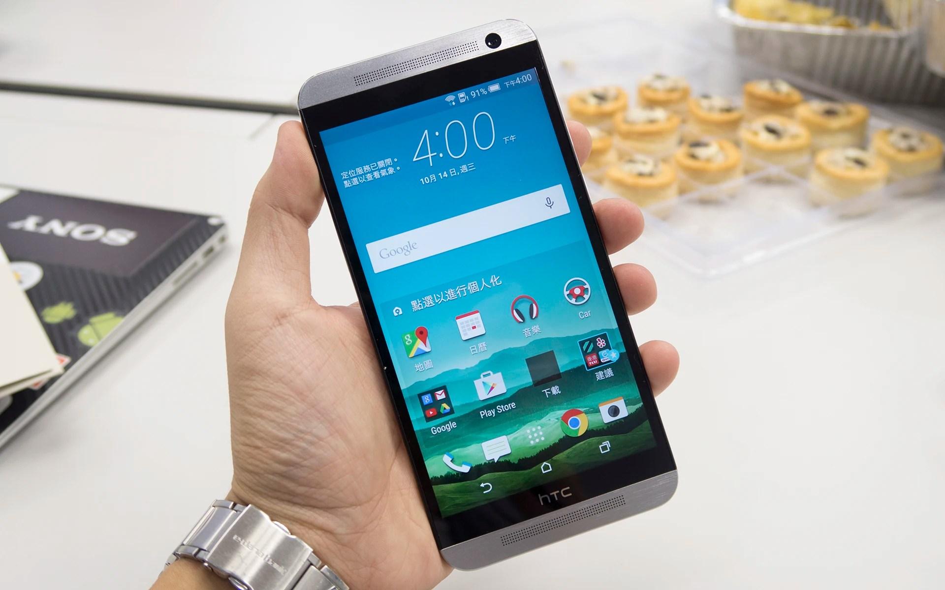 HTC One M9+ 相機升級版 以實用取代花巧