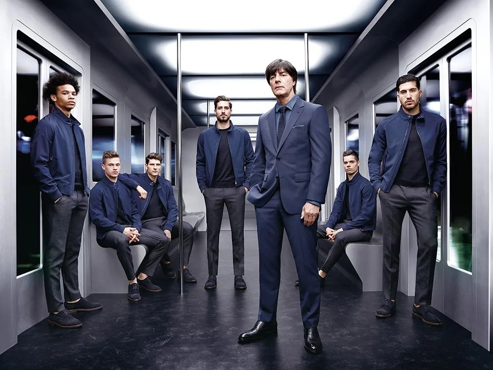 Dress to Perfection by HUGO BOSS