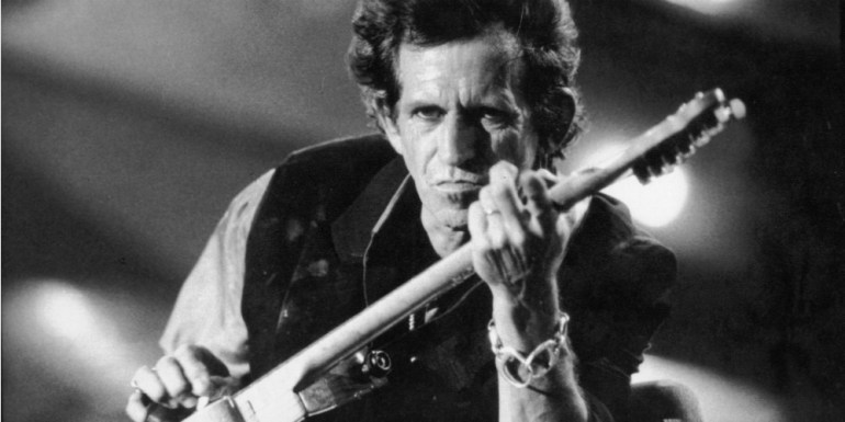10 confesiones que desconocías de Keith Richards