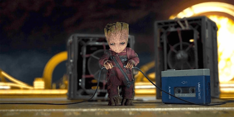 El director de 'Guardians of the Galaxy' comparte la playlist: 'Awesome Mix Vol.0'
