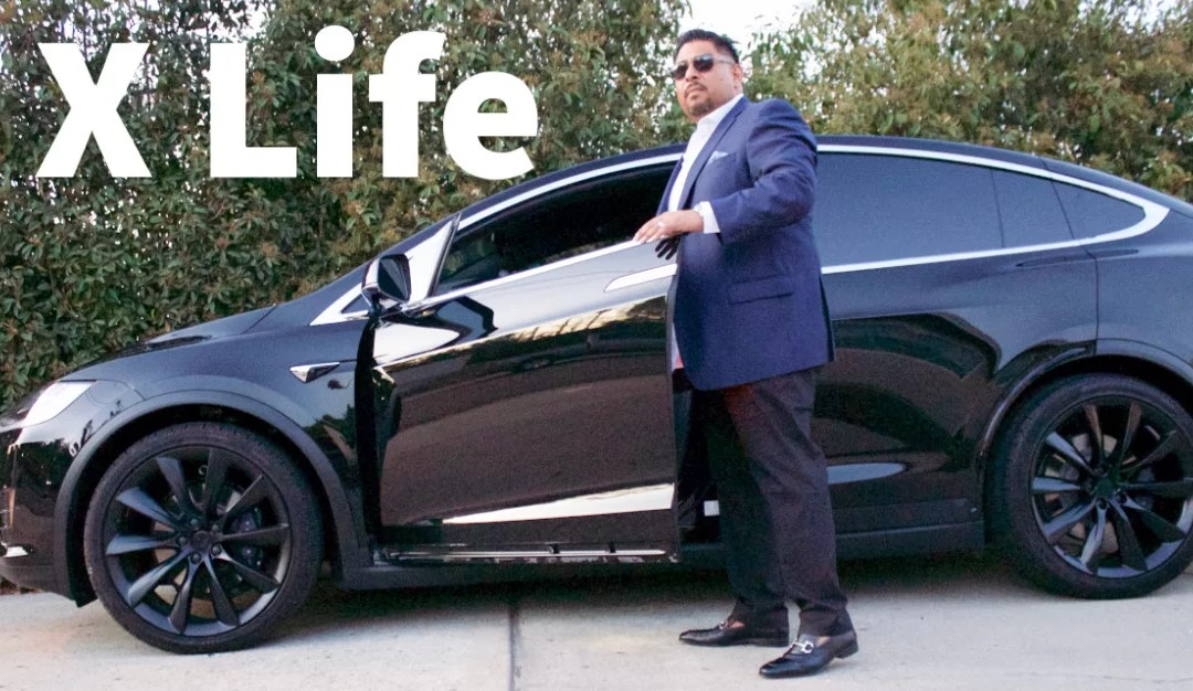 My Tesla Model X Experience