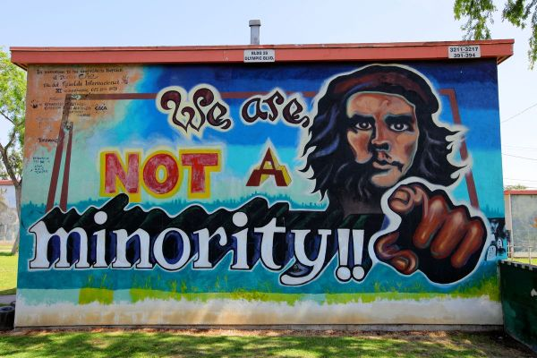 Chicano Movement Murals in East Los Angeles