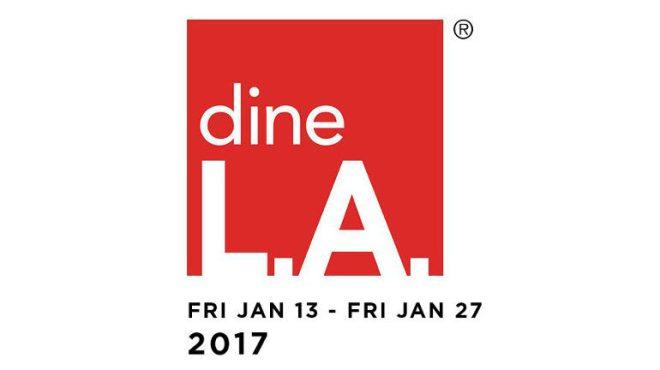 Dine LA Restaurant Week 2017