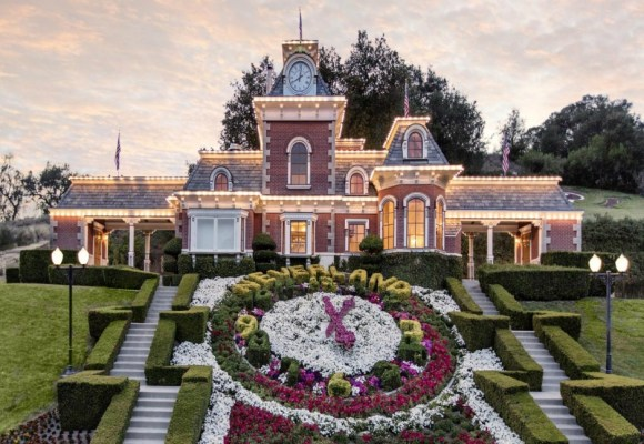 Neverland Ranch Listed For $67 Million