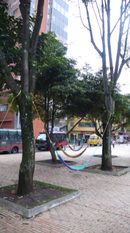 jardin de hamacas
