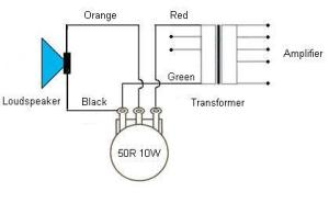 100V Loudspeaker Terminology
