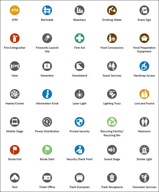 new arcgis online symbols