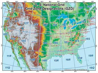 1Introducing the United States National Grid