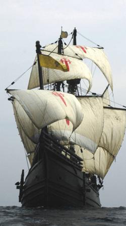 ESRL PSD Spotlight Manila Galleon Voyages