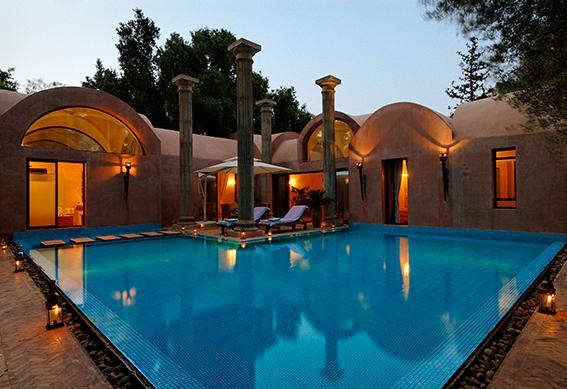 Villa Romaine  Es Saadi Marrakech Resort