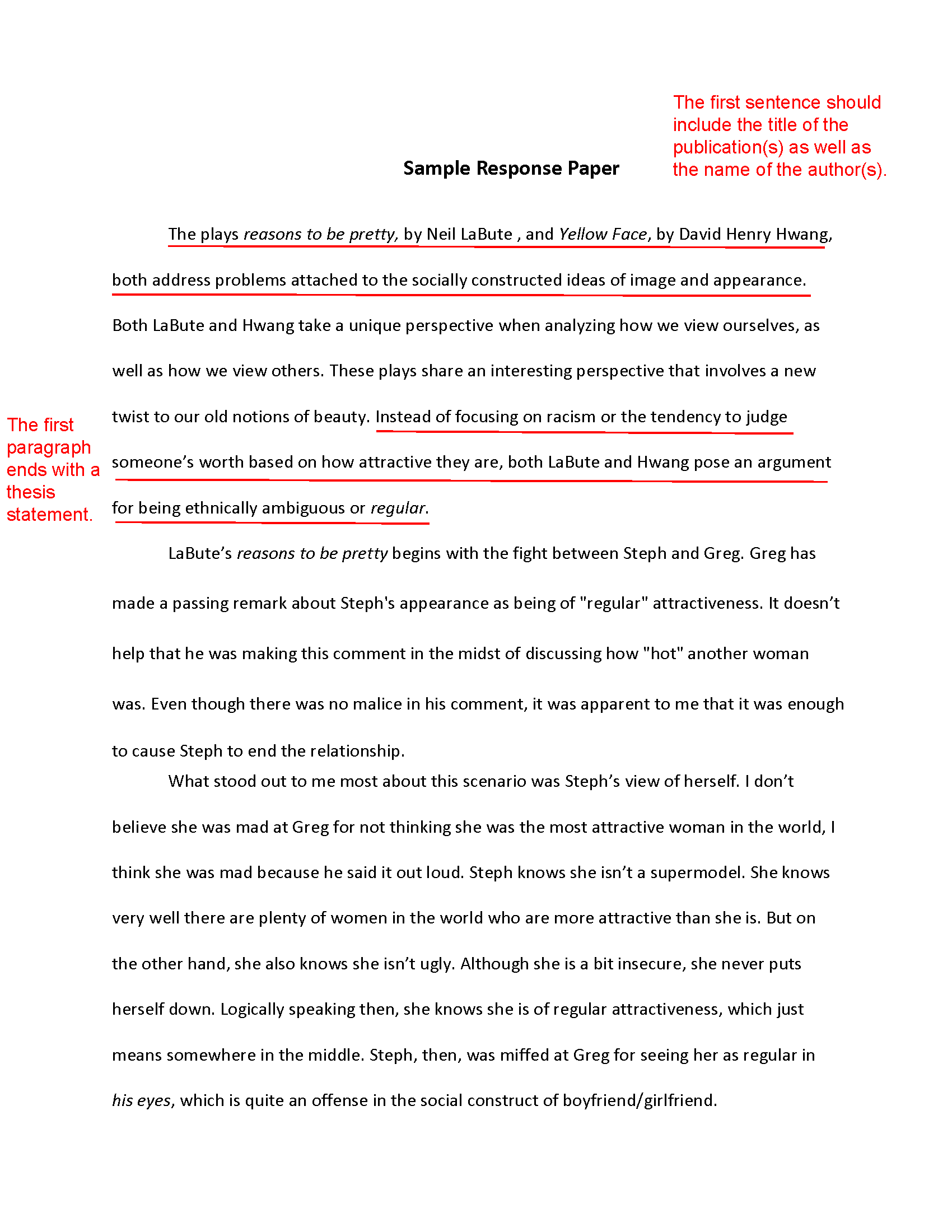 Examples Of Good Essay Titles Narrative Example Essay Examples Good