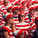 Where's Waldo? and Creativity in College Essays