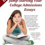 "More College Application Essay Tips from ""Concise Advice"" Author Robert Cronk"