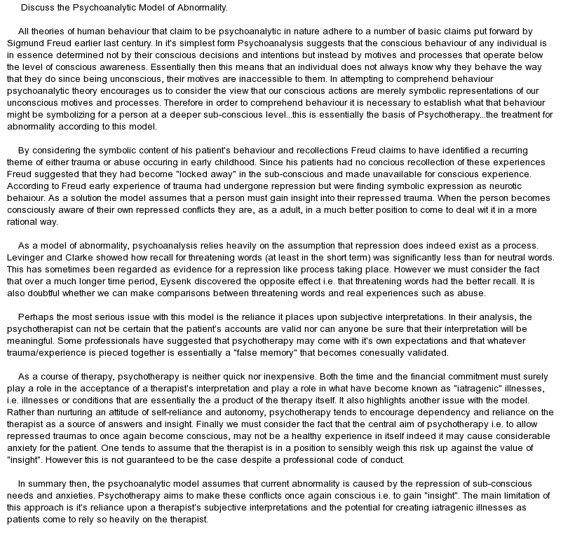 Persepolisthesis Web Fc2 Com: 2000 Word Essay On Psychotherapy