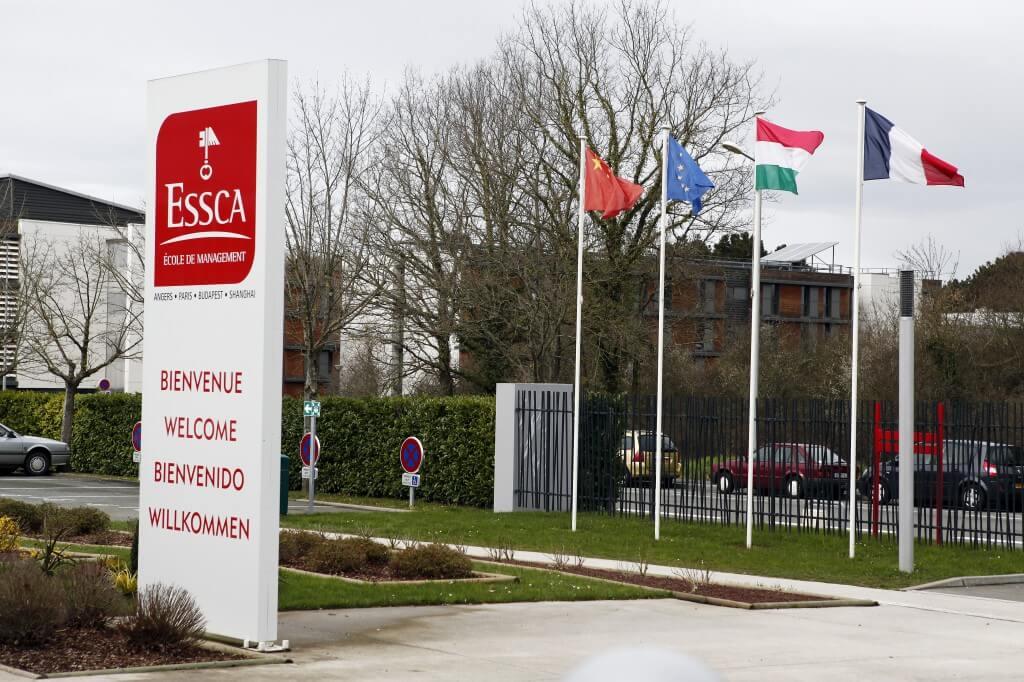 Campus Angers  ESSCA