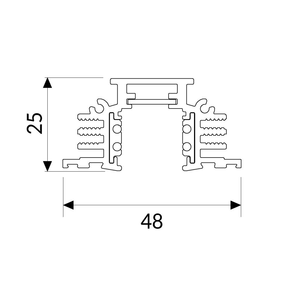 medium resolution of recessed frameless version lv track