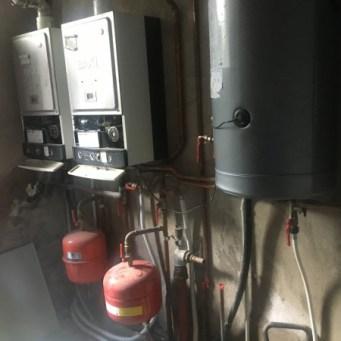 Adeguamento centrale termica privata