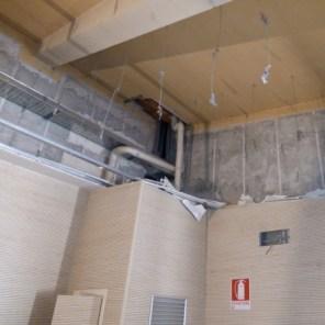 Distribuzione elettrica e idraulica