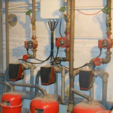 Distribuzione impianto riscaldamento