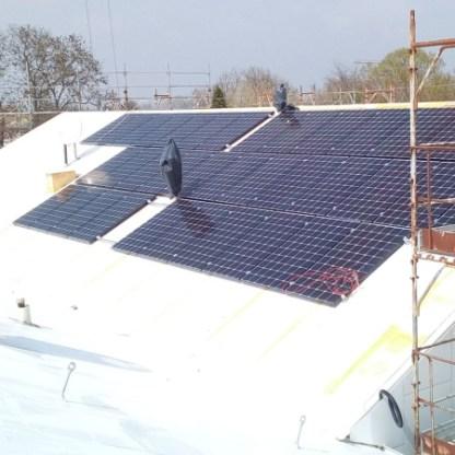 Impianto fotovoltaico 20kw