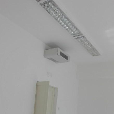 split industriale 18000btu - illuminazione