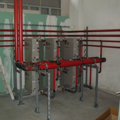 Impianto Centrale termica