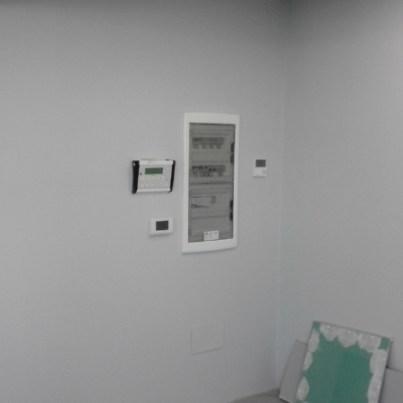 Tastiera impianto Antincendio