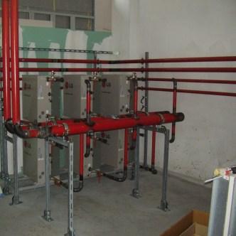 collegamento impianto idraulico