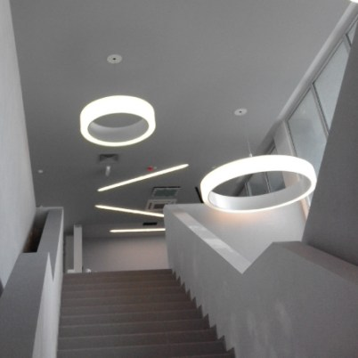 illuminazione industriale design