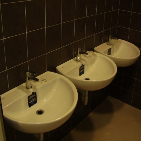sanitari bagno aziendale