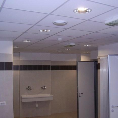 sanitari bagno capannone