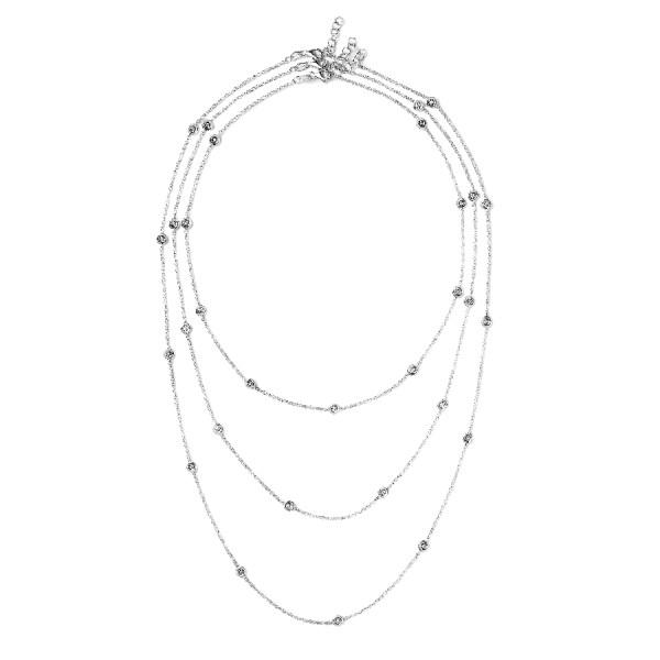 gioielli messina e provincia Collana con Diamanti - Dream Collection