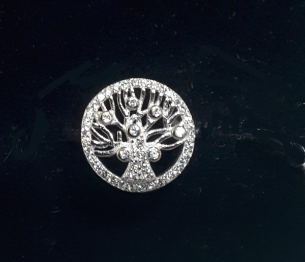 anello regolabile albero della vita