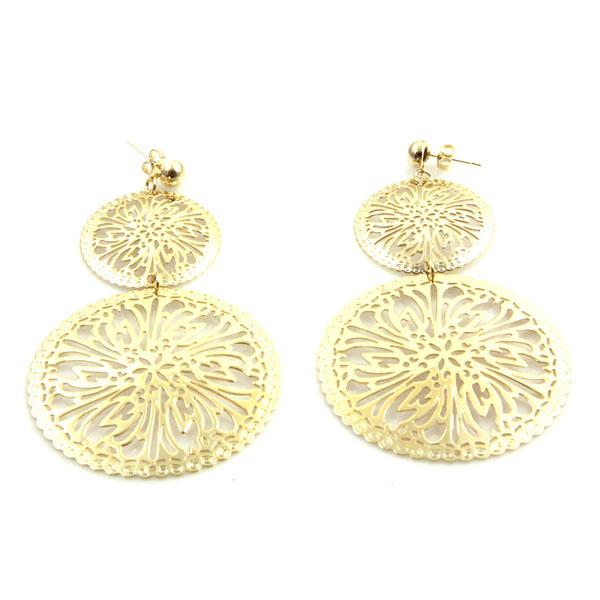 orecchini in bronzo