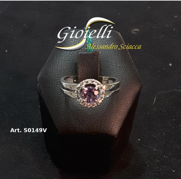 anello violet