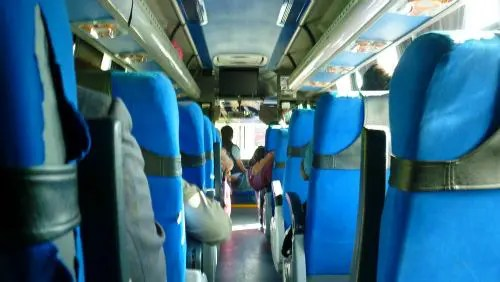 Ônibus para Chiquinquirá