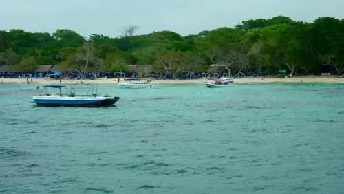 Playa Blanca de Baru