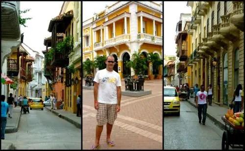 Ruas de Cartagena