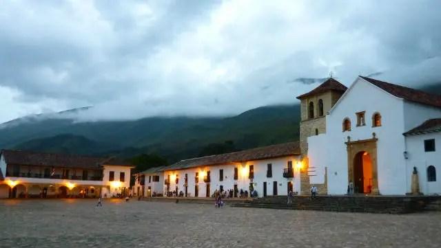 Villa de Leyva (Foto: Esse Mundo É Nosso)