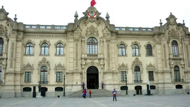 Palacio de Gobierno - Lima, Peru (Foto: Esse Mundo É Nosso)