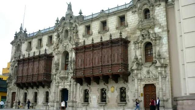 Centro Histórico de Lima, Peru (Foto: Esse Mundo É Nosso)