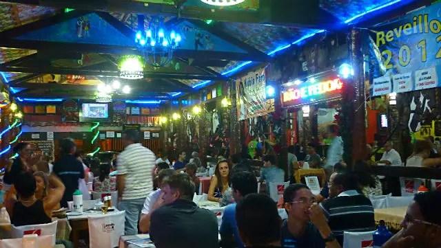 Restaurante e Casa de Forró Cariri - Aracaju/SE (Foto: Esse Mundo É Nosso)