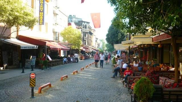 Sultanahmet - Istambul (Foto: Esse Mundo É Nosso)
