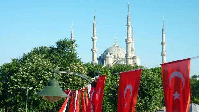 Mesquita Azul - Sultanahmet Cami - Istambul (Foto: Esse Mundo É Nosso)